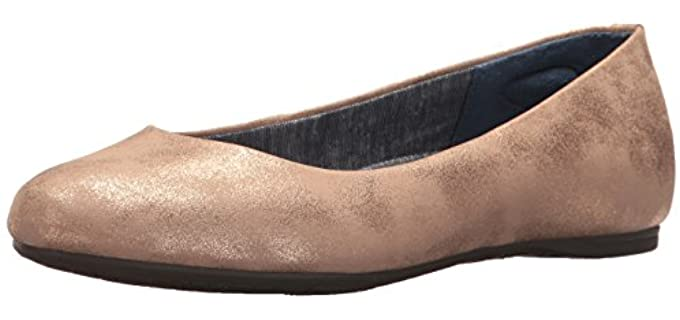 Dr. Scholl's Women's Giorgie - Narrow Heel Flat Shoes