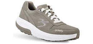 Gravity Defyer Women's G-Defy Orion - Plantar Fasciitis Cross Training Shoe