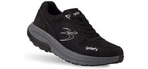 Gravity Defyer Men's G-Defy Orion - Plantar Fasciitis Cross Training Shoe