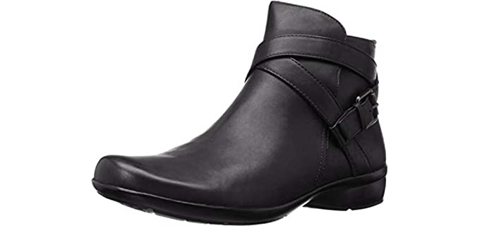 Naturalizer Women's Cassandra - Comfortable Walking Ankle Boots