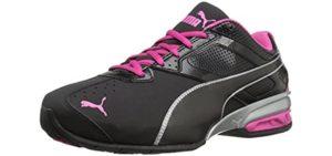 Puma Women's Tazon 6 - Cross Training Shoes for Plantar Fasciitis