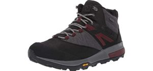 Merrell Men's Zion - Hiking Boot with Vibram Sole