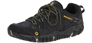 Merrell Men's All Out Blaze Aero Sport - Water Shoe with Vibram Sole