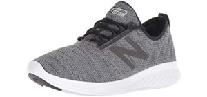 New Balance Women's FuelCore Coast V4 - Plantar Fasciitis Shoes