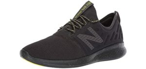 New Balance Men's FuelCore Coast V4 - Plantar Fasciitis Shoes