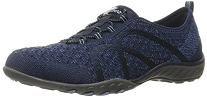 Skechers Women's Breathe Easy - Summer Shoe for Teachers