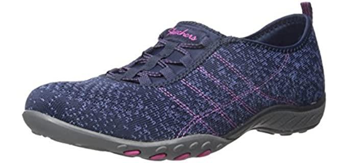 Skechers Women's Breathe Easy - Shoe for Hammertoes
