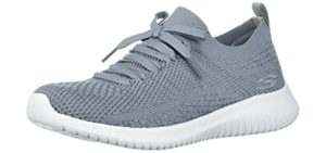 Skechers Women's Ultra Fkex Statements - Athletic Supination Shoes