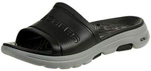Skechers Men's Cali Gear - Cushioned Sandals