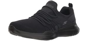 Skechers Men's Go Run Mojo 54843 - Bungee Lace Running Shoe