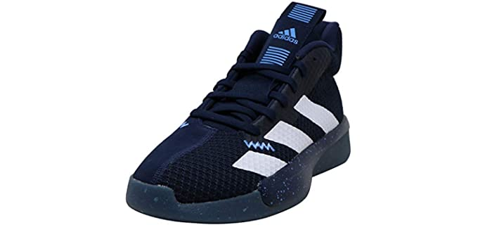 Adidas Men's Pro Next - Cloudfoam Shoes for Basketball