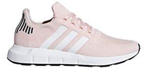 Adidas Women's Swift Run - Knit Shoe for Overpronation