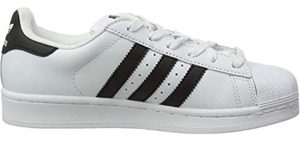 Adidas Men's Originals Superstar - Arthritis Casual Shoe