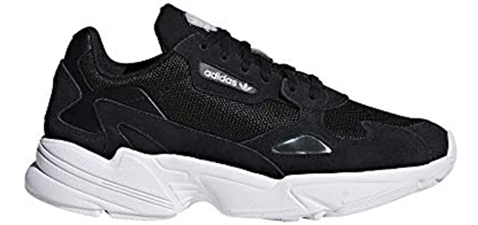 Adidas Unisex Falcon - Shoes for Bunions