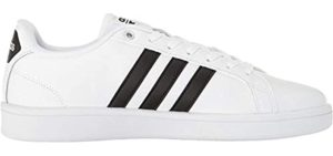 Adidas Men's Cloudfoam Advanatge - Fashionable Nurses Shoe