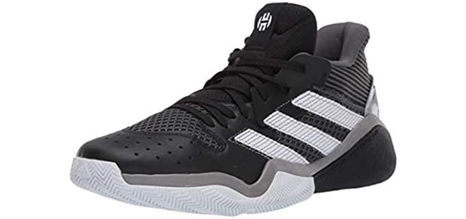 Adidas Men's Harden - High Top Basketball Shoes