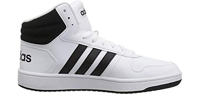 Adidas Men's Hoops 2.0 - Cupsole Basketball Shoes