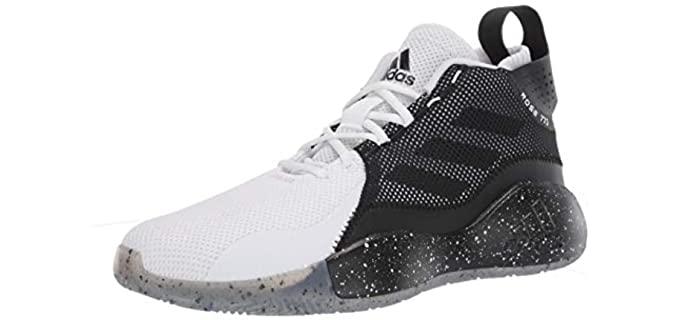 Adidas Men's D Rose - Unisex Basketball Shoes