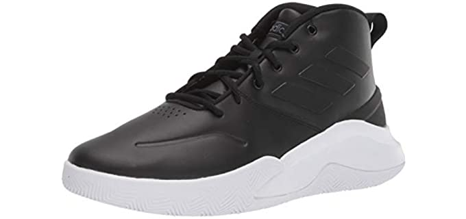 Adidas Men's Own the Game - regular Fit Shoes for Basketball