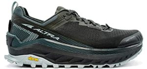 Altra Women's Olympus 4 - Vibram Sole Trail Running Shoe