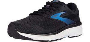 Brooks Men's Dyad 11 - Running Shoe for Arthritis and Underpronators