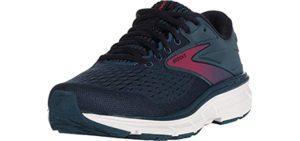 Brooks Women's Dyad 11 - Running Shoe for Arthritis and Underpronators