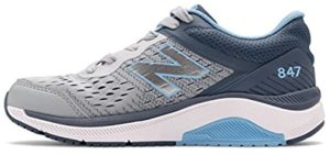 New Balance Women's WW847V4 - Lightweight Shoe for Standing All Day