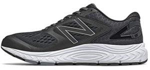 New Balance Men's MW840V4 - Walking Shoes for Nurses