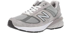 New Balance Women's 990V5 - Metatarsalgia Shoe