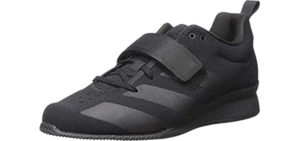 Adidas Men's Adipower - Weight Lifting Shoes for CrossFit Training