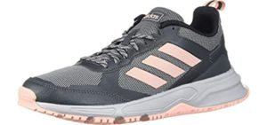 Adidas Women's Rockadia Trail 3.0 - Cushioned Hiking Shoe