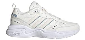Adidas Women's Strutter - HIIT Training Shoe for Wide Feet