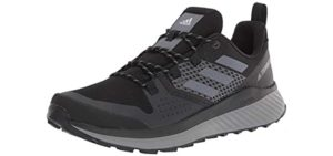 Adidas Men's Terrex Folgian - Non-Slip Hiking Shoes