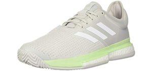 Adidas Women's Solecourt - Shoe for Playing Tennis