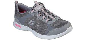 Skechers Women's Arch Fit Refine - Comfort Arch Support Shoe