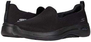 Skechers Women's Performance Go Walk Arch Fit - Slip On Walking Shoe