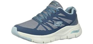 Skechers Men's Arch Fit Sunny - Shoes for Comfort