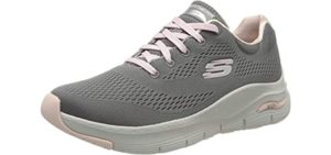 Skechers Women's Arch Fit Sunny - Shoes for Comfort
