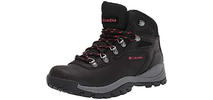 Columbia Women's Newton Ridge Plus - Walking Ankle Boots