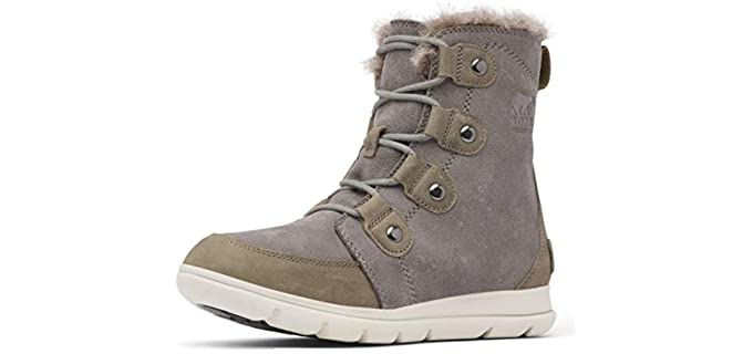 Sorel Women's Explorer - Walking Ankle Boots