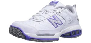 New Balance Women's 806V1 - Work Training Shoe for Nurses