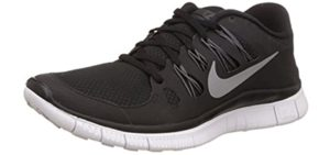 Nike Women's Free 5.0 - Shoes for Elliptical Training