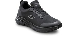 Skechers Men's Work Arch Fit - Work Shoes