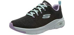 Skechers Women's Comfy Wave - Comfort Shoe