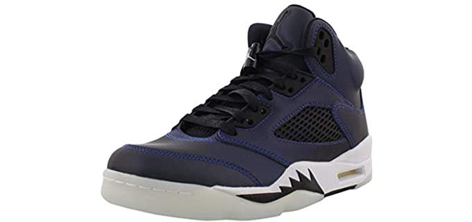 Jordan Women's Air 5 retro - Basketball Shoes
