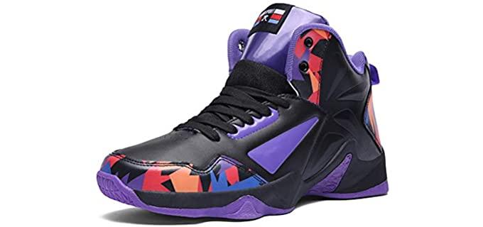 Wiltena Women's Anti-Slip - Basketball Shoes