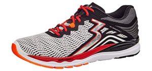 361 degrees Men's Sensation 3 - Carbon Plate Running Shoe