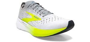 Brooks Men's Hyperion - Carbon Plate Running Shoe