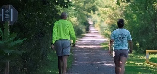Hoka Trail Walking Shoes