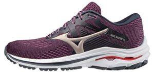 Mizuno Women's Wave Inspire 17 - Carbon Plate Running Shoe